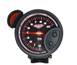 95mm New Style Steppe Motor Tachometer with Peak Warning