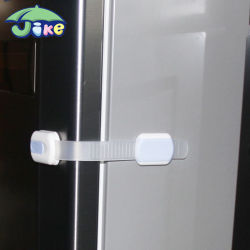Jike Multi Use Child Baby Safety Adjustable Locks for Cabinet Protection