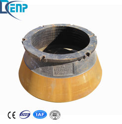 Reliable Quality Cone Crusher Spare Parts - Concave, Mantle, Bowl Liner