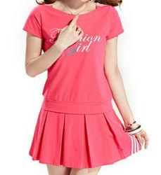 Custom Fashion Breathable Polyester Women Sports Uniform