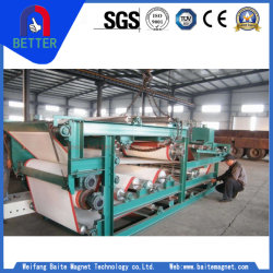Wholesae Middle East Market Wg Series Belt /Mine/Vacuum Filter for Slurry Materials Dewatering