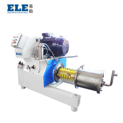 Horizontal Bead Mill for Ink/Paint/Pigment Production Wet Grinding Machine