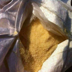 MMA Grade Yellow Crystal Ammonium Sulphate, N20.5% Chemical Fertilizer