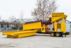 Mobile Placer Gold Mining Equipment Gold Mines for Sale