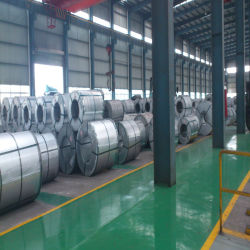 T1-T5 Temper Tinplate Steel Coil with 2.8/2.8g Tin Coating