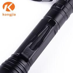 Professional LED Torch Manufacturer Aluminum Alloy Xml-T6 Light Flashlight