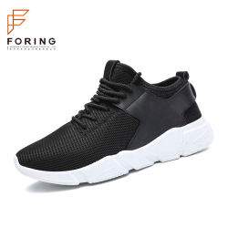 China Online Shopping Breathable Mens Mesh Sport Shoes