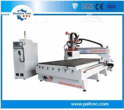Auto Tool Change Wood Cutting CNC Router Machine