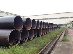API 5L LSAW Carbon Steel Pipe for Coal Chemical Industry, Mining, Coal Slurry Supply