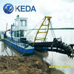 River Sand Mining Mud Machine Ship Dredger Equipment