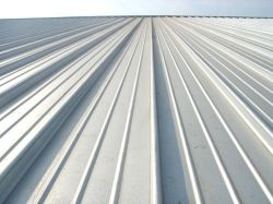 Roofing Panel (Aluminium Magnesium Manganese) for Sports Hall