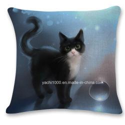 Wholesale Printing Animal Pillow Plush Car Quilt Sofa Cushion