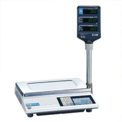 CAS Price Computing Scale/Retail Scale (AP-M)