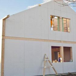 Prefabricated Building Decorative MGO Wall Sheet