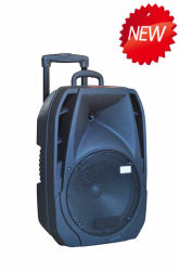 Trolley Speaker Active Speaker with USB /SD (F24)