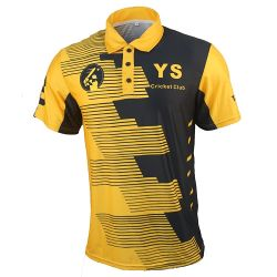 Sublimated Dry Fit Sport Golf Ployester/ Pique Polo Shirts