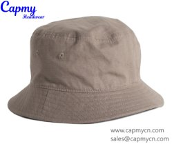 Ripstop material Bucket Hat Fishing Hat Supplier