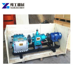 Bw1000/12 Horizontal Triplex Single Acting Reciprocation Piston Slurry Mud Pump