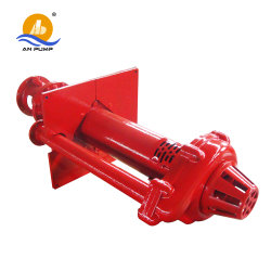 Industry Centrifugal Vertical Coal Washing Submersible Slurry Pump