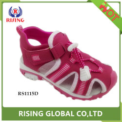 61cb8b2953f75 China New Enclosed Toe Child Girls Summer School Beach Sandals