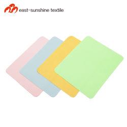Custom Full Color Printing Cleaning Cloth Microfiber Material