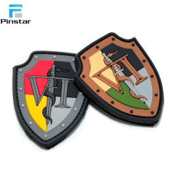 Custom Tactical Morale Military PVC Patch Supplier