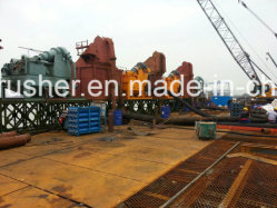 Slurry Cleaning Machine, Mud Separation, Desander, Sand Recovering, Slurry Feeding Capacity 250m3/H
