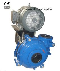 Mineral Process High Pressure Heavy Duty Centrifugal Slurry Pump