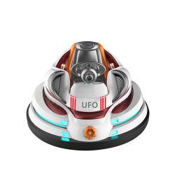 Kids Adult UFO Inflatable Electric Bumper Car Game Machine
