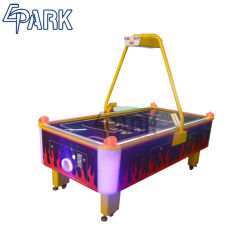 Coin Operated Star Air Hockey Table Indoor Sport Equipment for Children and Parents