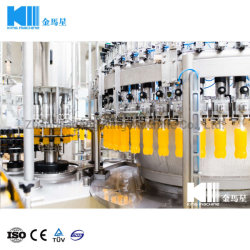 Complete Production Line Orange Fruit Apple Sport Drinks Beverage Hot Filled Processing Plant Pet Bottle Automatic Liquid Juice Bottling Making Filling Machine