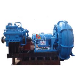 Wn Series High Capacity Large Flow Slurry Mud Sand Gravel Dredge Pump