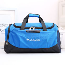 Waterproof Sport Travel Bag with Shoe Compartment