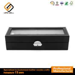Hot Wholesale Custom Logo 5 Watch Case Luxury