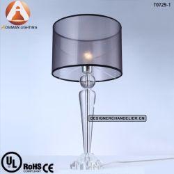 Baccarat K9 Crystal Table Lamp