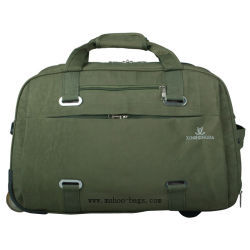 Trolley Bag, Luggage Bag, Sports Travel Bag (MH-2111 army green)