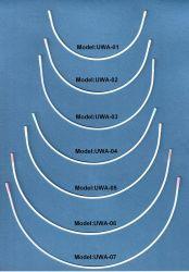 4502afd9aed8f Nylon Coated Bra Wire (UWA-07)