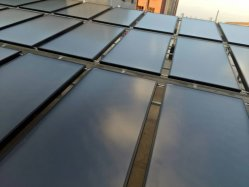 Most Economical and Efficient Flat Plate Solar Collectors for Compact Solar Water Heater