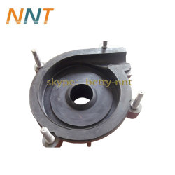 Hard Metal Wet Parts High Chrome Alloy Material Slurry Pump Spare Parts