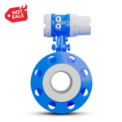 Dn10-1000mm Digital RS485 Modbus Liquid Sewage Slurry Water Electromagnetic Flow Meter