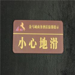 Wholesale Cheap Plastic Acrylic Office Door Name Plates