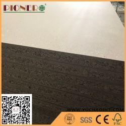 Environmental Friendly E1 Glue 18mm Raw Particleboard
