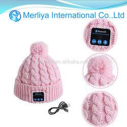 Wireless Hands-Free Music Bluetooth Beanie Music Cap Warm Hat Headphone