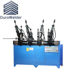 High Efficiency Hydraulic Automatical Wire Bending Machine Wire Stripping Machine