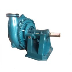 Slurry and Sand Pumps Used in Suction Gravel Dredging