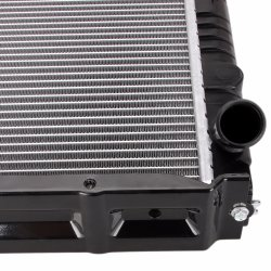 Car Premium Radiator for KIA Pregio K2700 Van 2.7L 2002-2006 Diesel Auto Manual