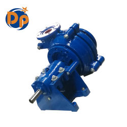 6X4d-mAh Centrifugal Slurry Pump with Packing Seal for Gold Mining