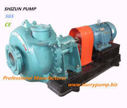 River Sand Suction Gravel Slurry Pump for Dredging