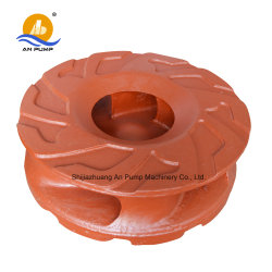 Slurry Pump Parts Metal Impeller for Mining Slurry