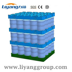 Plastic Pallets for 5 Gallons Bottled Water Stable and Safety Storage Rack